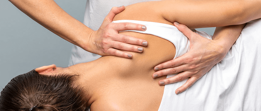 shoulder pain relief lansing mi
