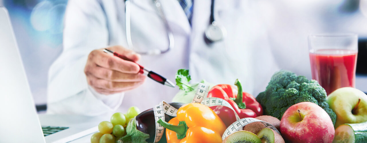 Nutrition Help Relieve Pain