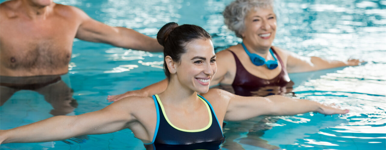 aquatic therapy Lansing MI