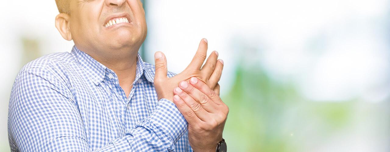 Pain Relief for Arthritis - Lansing, MI