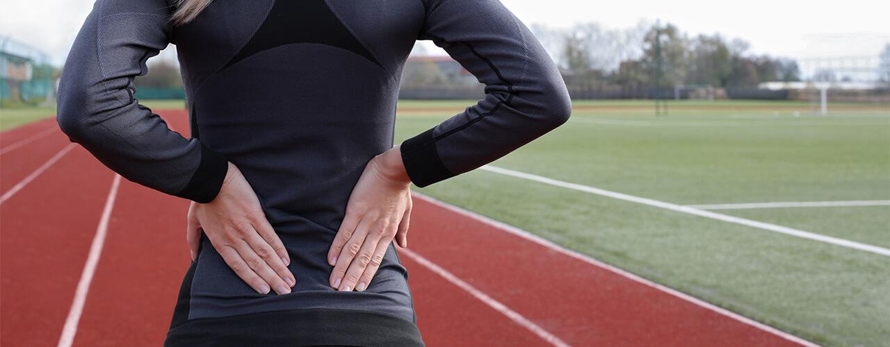 back pain Lansing MI