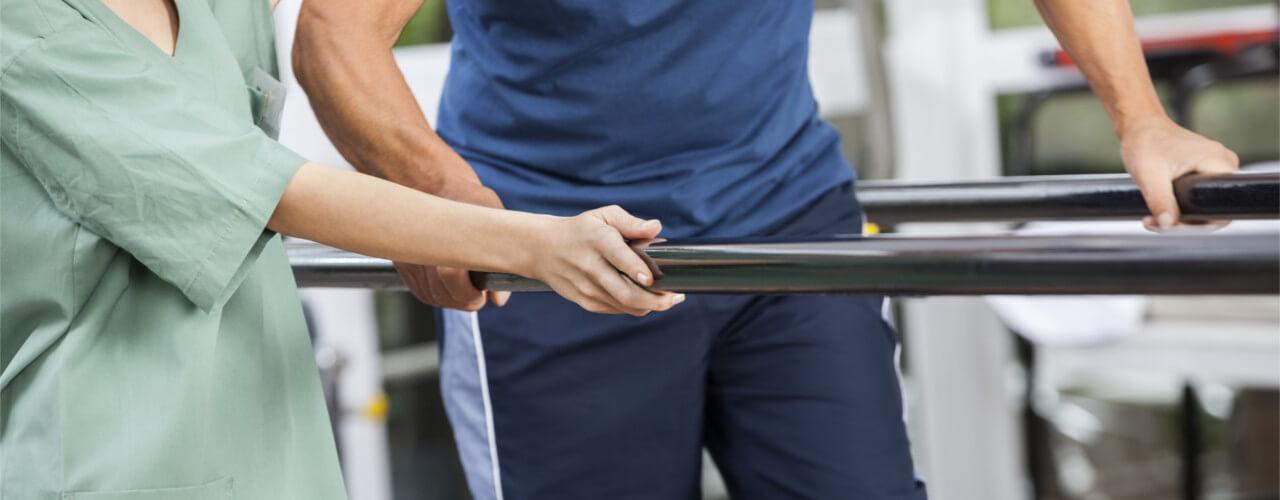 balance gait training Lansing MI
