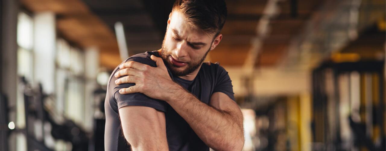 shoulder pain Lansing MI